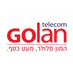 לוגו גולן טלקום (מתוך דף הפייסבוק של גולן טלקום)