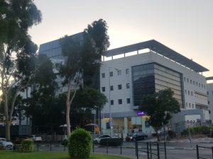 בנייני חברת סלקום