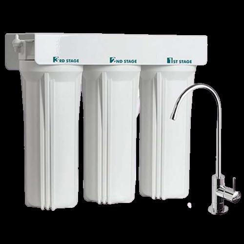מערכת טיהור מים BEST 3 ל־3 שנים
