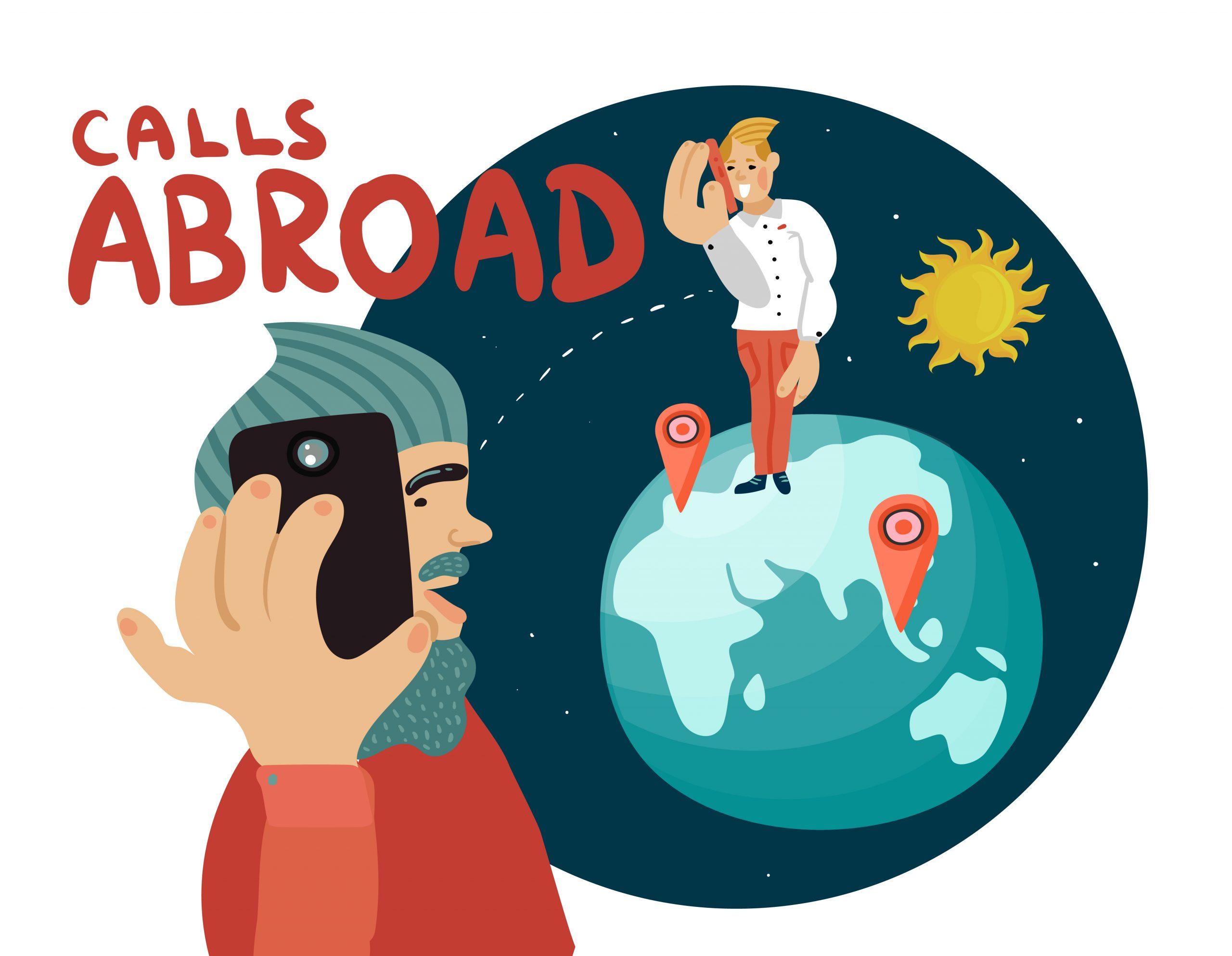 קידומת בינלאומית לשיחות לחול