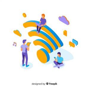"""דו""""ח התקשורת באינטרנט 2019"""